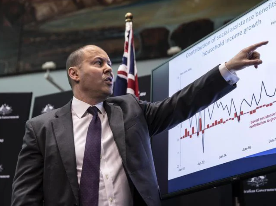 Josh Frydenberg is about to introduce tax cuts