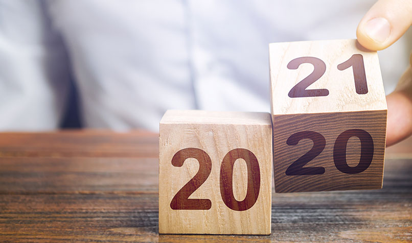 Top accounting trends for 2021